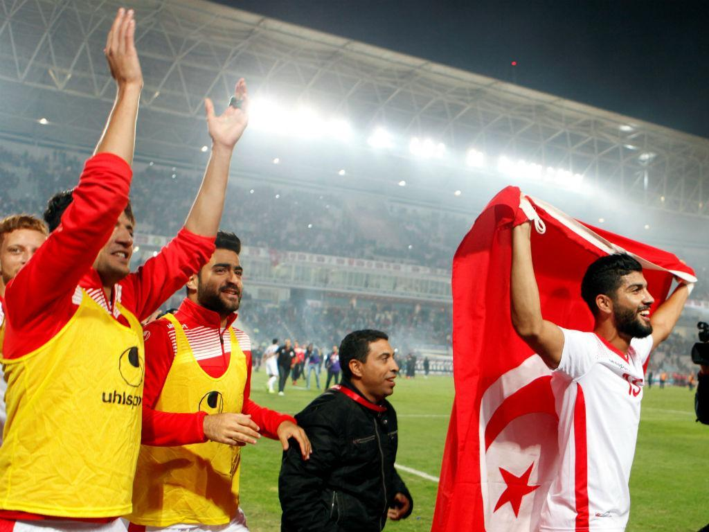 Mundial 2018: Tunísia anuncia lista de 29 pré-convocados