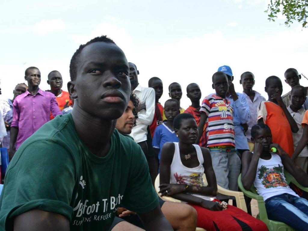 Mabil: o menino refugiado do Sudão do Sul que desponta em Paços de Ferreira