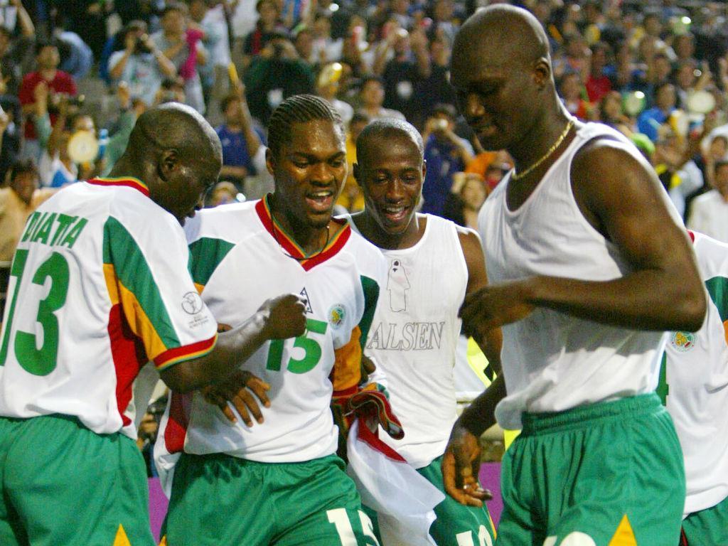 Senegal empata na Bósnia