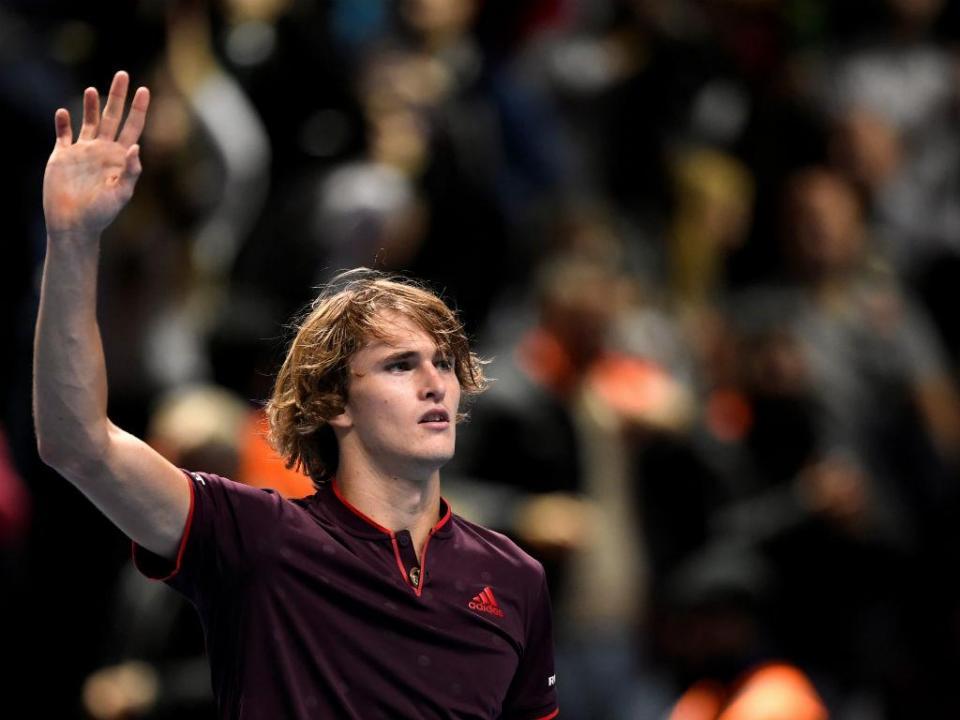 Finais ATP: Zverev estreia-se com vitória