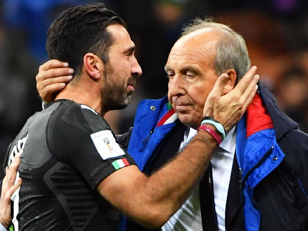 Buffon despede-se e diz que outros três vão segui-lo