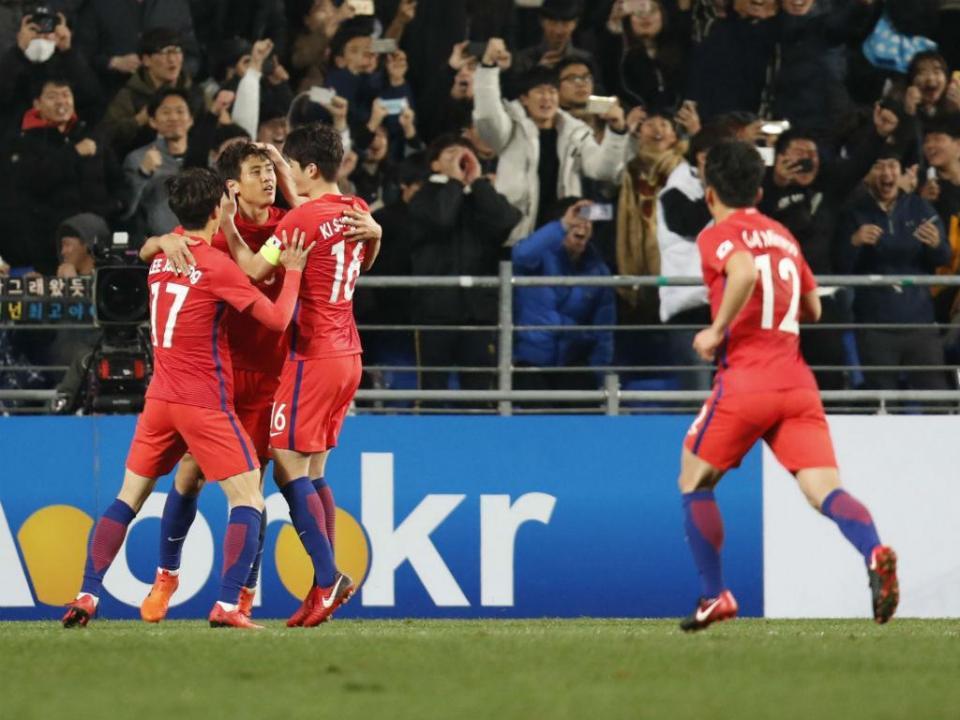 Coreia do Sul vence particular frente às Honduras