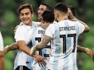 Argentina-Nigéria ( Lusa )