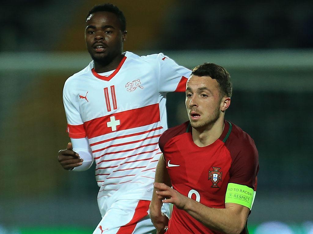 Diogo Jota: «Época no Wolves está a ser acima do que eu esperava»