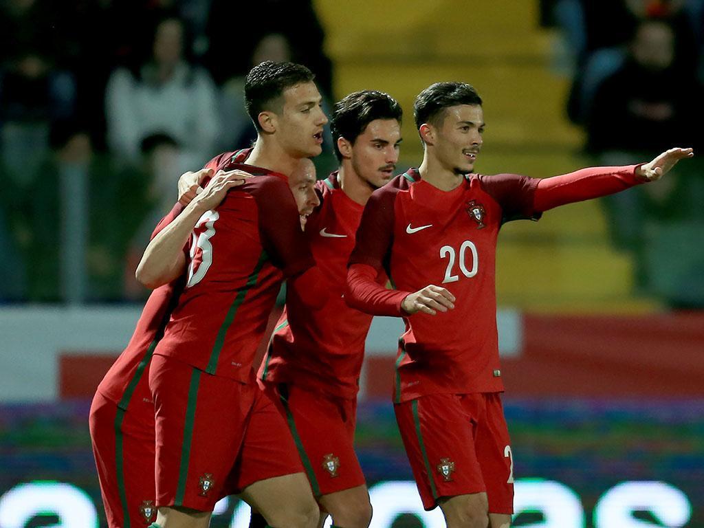 Sub-21: Portugal-Suíça, 2-1 (crónica)