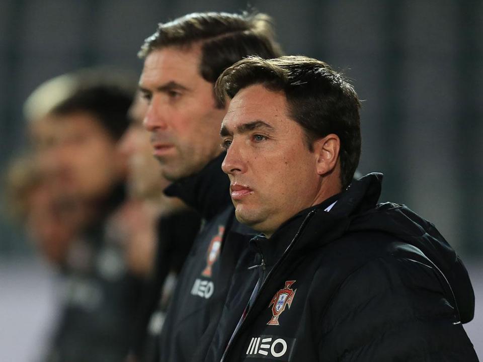 Rui Jorge: «Temos de ganhar e esperar por um deslize dos romenos»