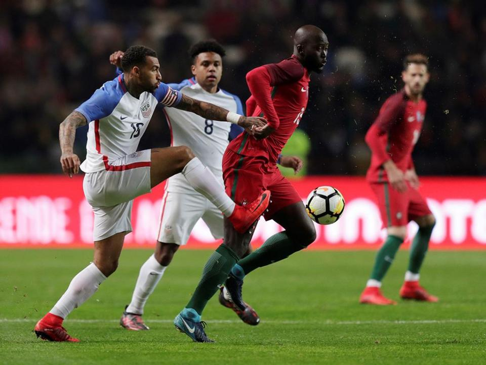 Portugal-Estados Unidos, 1-1 (destaques)