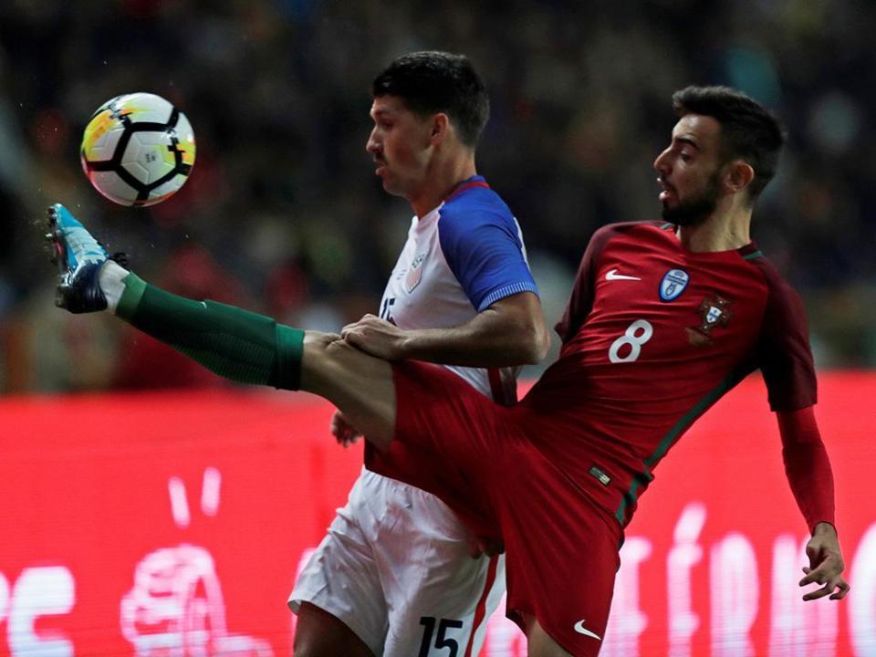 Bruno Fernandes: «Não seria uma desilusão ficar de fora do Mundial»