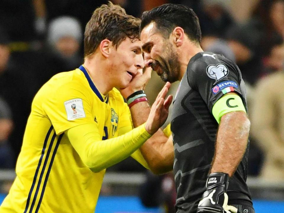 Buffon, a referência e o exemplo no adeus à «azzurra»