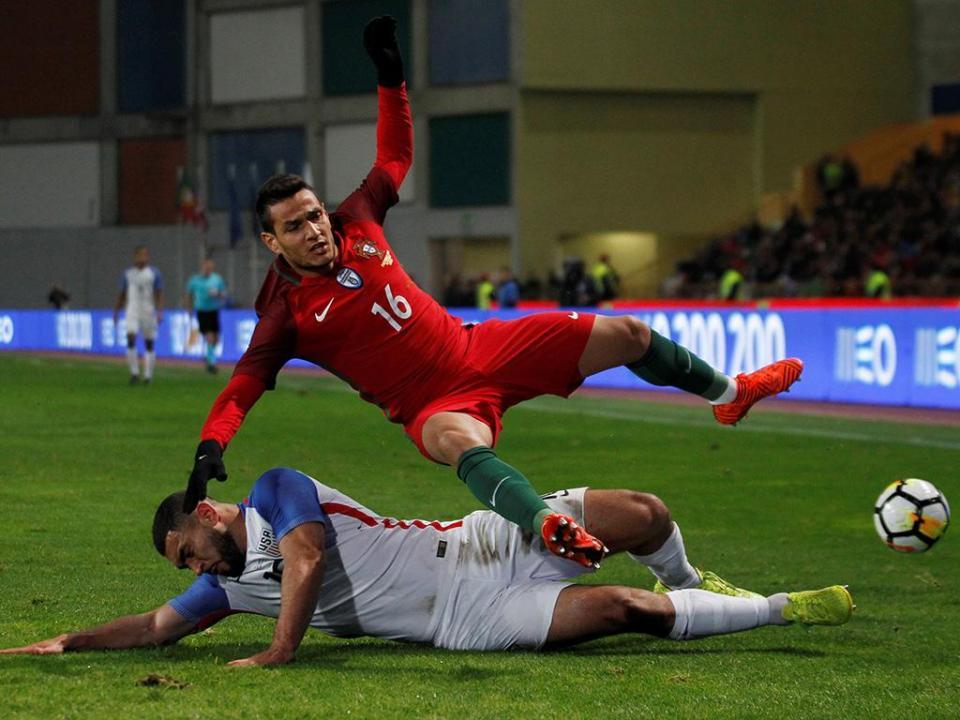 Rony diz que Portugal tem condições para ser campeão mundial