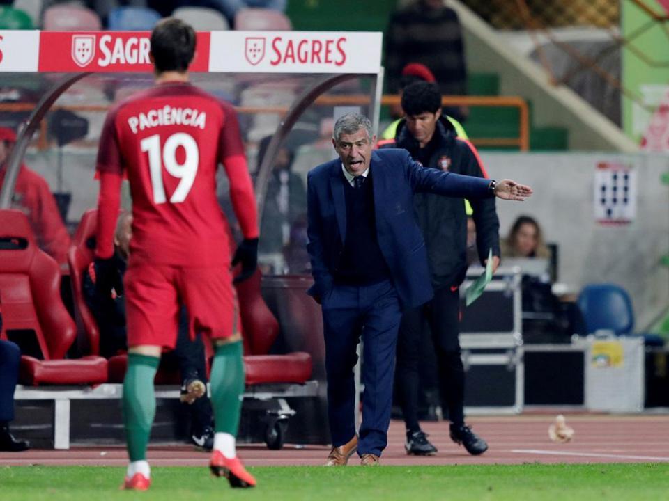 «Não têm estatuto de Ronaldo, mas há quatro ou cinco que estarão aqui»