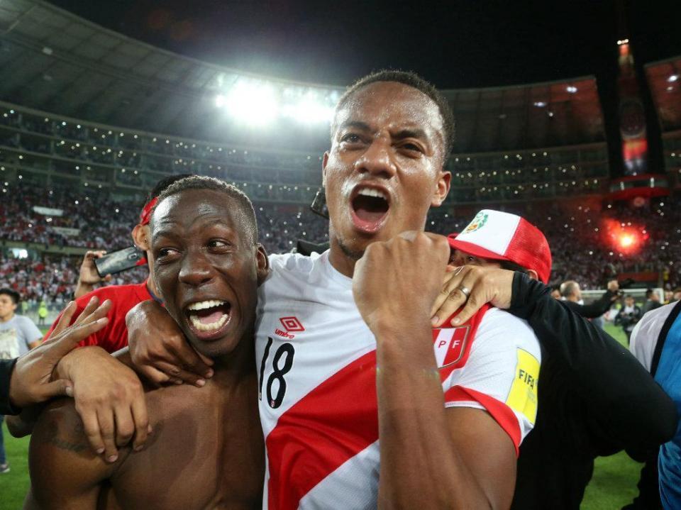 Mundial 2018: Hurtado e Carrillo nos pré-convocados do Peru