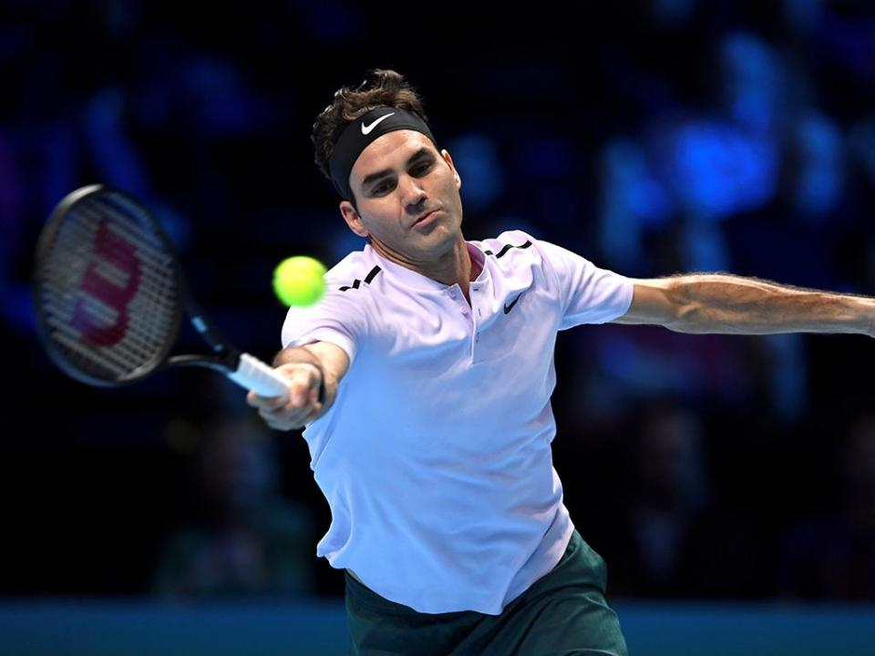 Ténis: Federer apura-se para a segunda ronda de Wimbledon