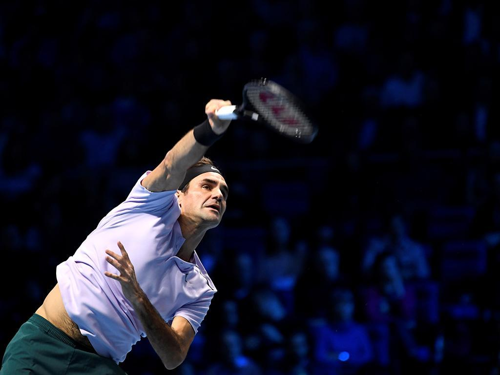 Federer ainda não perdeu um set em Indian Wells