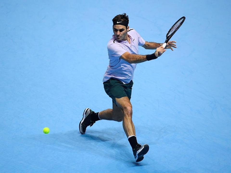 Ténis: Federer vence Dimitrov na final de Roterdão