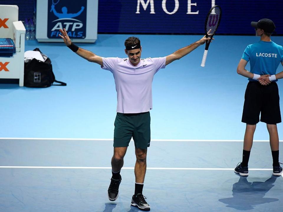 Federer anunciou regresso à terra batida e Estoril Open não perdeu tempo