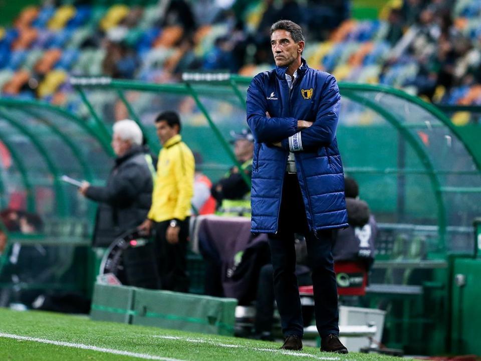II Liga: Dito é o novo treinador do Sporting da Covilhã