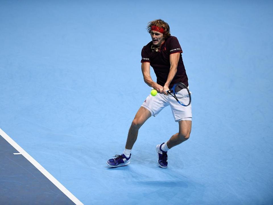 Tenista Alexander Zverev é o novo número quatro do ranking mundial