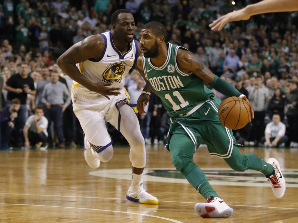 NBA: terminou a época para Irving e Nowitzki