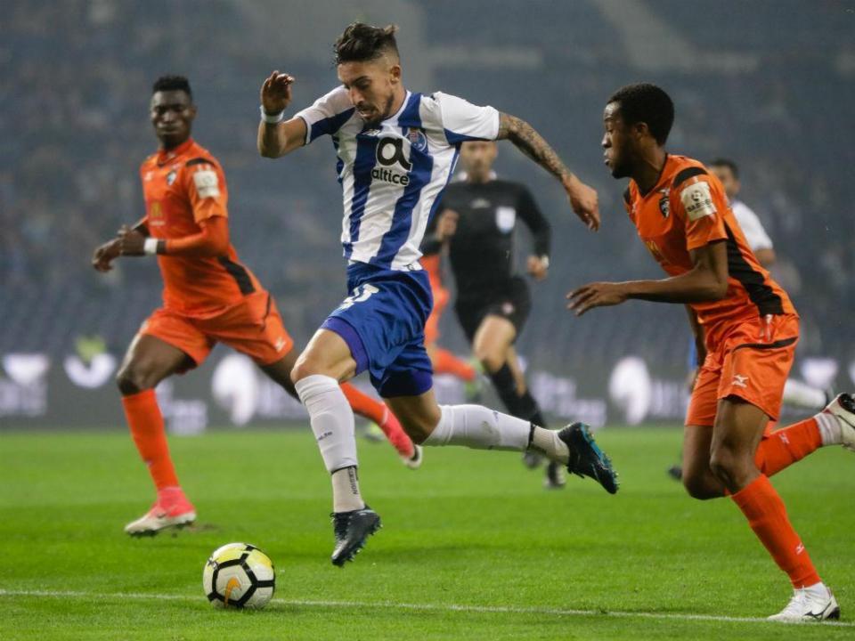 Liga: Manuel Mota é o árbitro do FC Porto-Portimonense