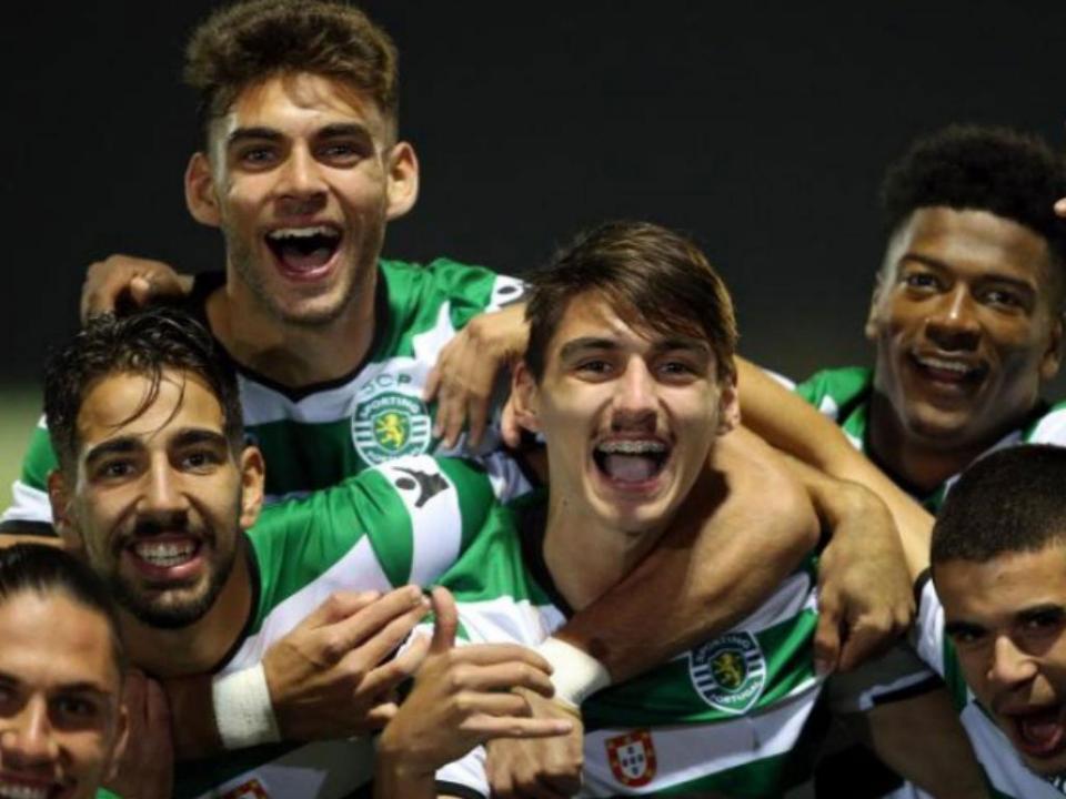 Juniores: Sporting vence dérbi noturno e fica a um ponto do Benfica (2-1)