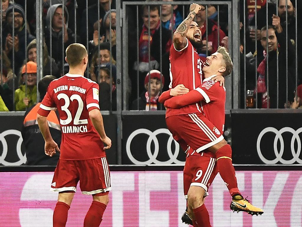 Bayern Munique com receitas recorde de 640 milhões de euros