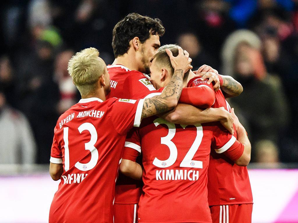 Alemanha: Bayern regressa às vitórias em jogo polémico