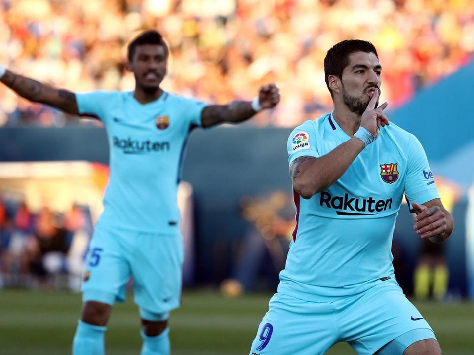 Suárez: «Griezmann e Coutinho são elite e o Barça quer os melhores»