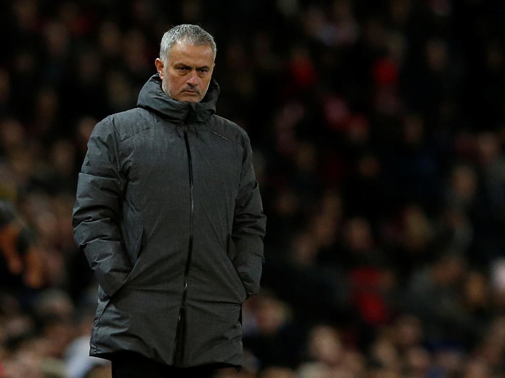 Mourinho: «A época não está a ser tão má como os jornalistas dizem»