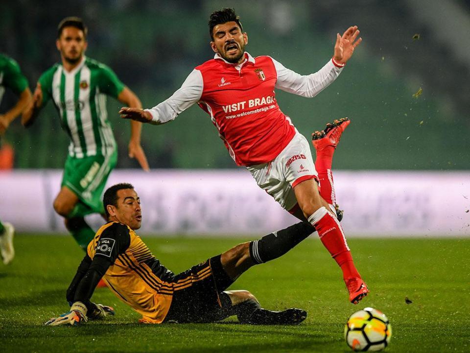 TP: Rio Ave-Sp. Braga, 1-0 (resultado final)