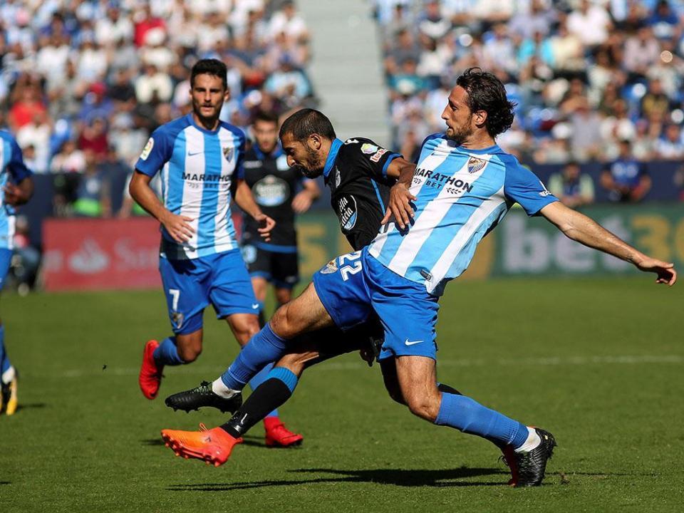 Espanha: Luisinho titular na derrota do Deportivo