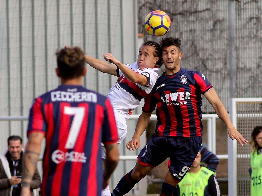 Davide Nicola demite-se do cargo de treinador do Crotone
