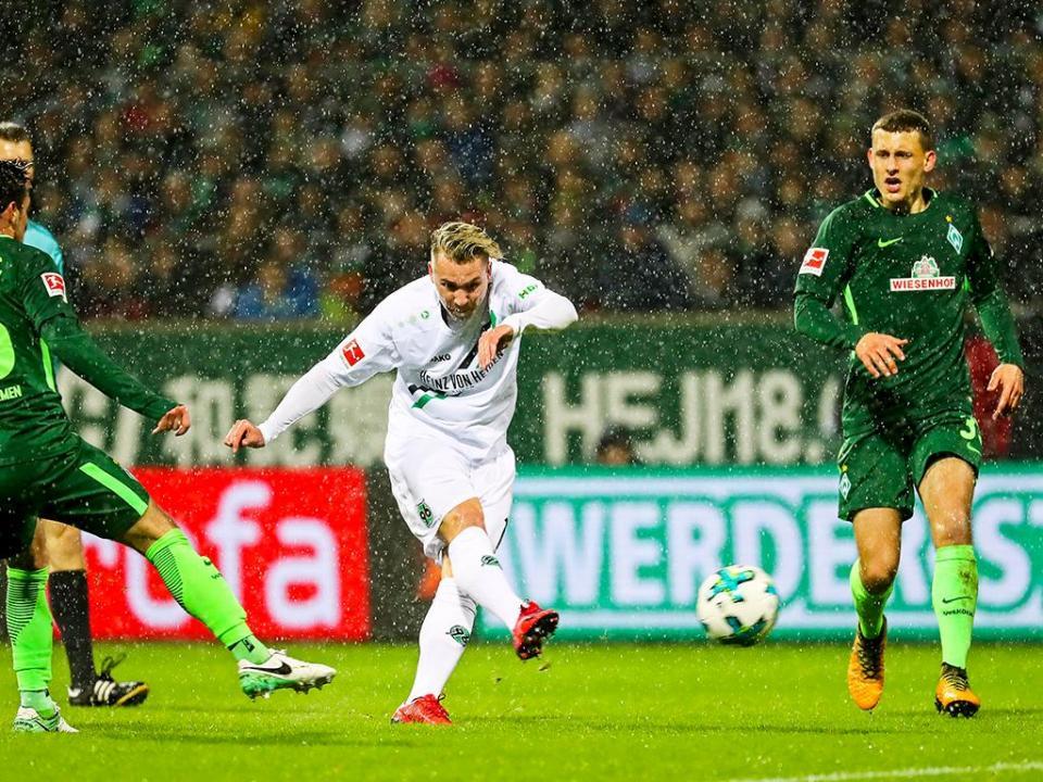 Hannover bate Hoffenheim debaixo de neve