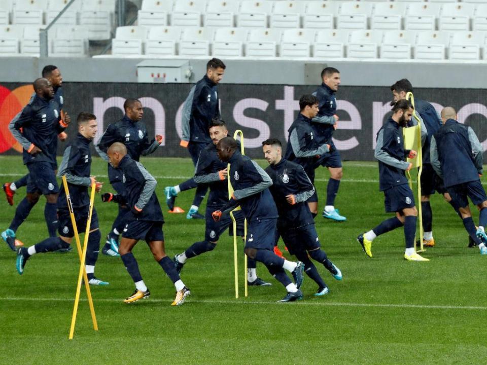 FC Porto: André André apto, Marcano mais perto