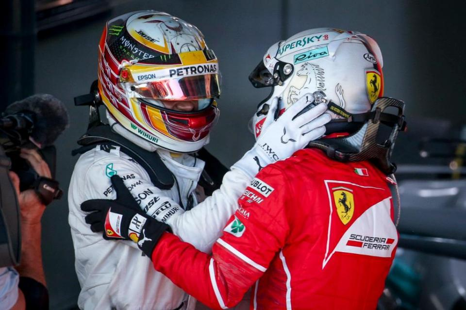 Pilotos da F1 deixam o top 10 dos mais bem pagos do desporto