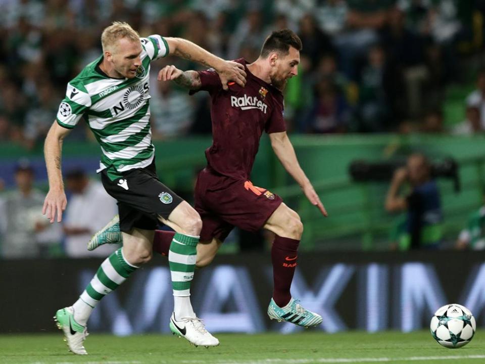 Messi: «Seria muito bom fechar o ano com uma vitória no clássico»