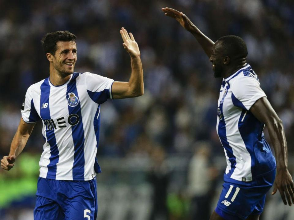 VÍDEO: bicicleta de Marcano no 2-0 do FC Porto