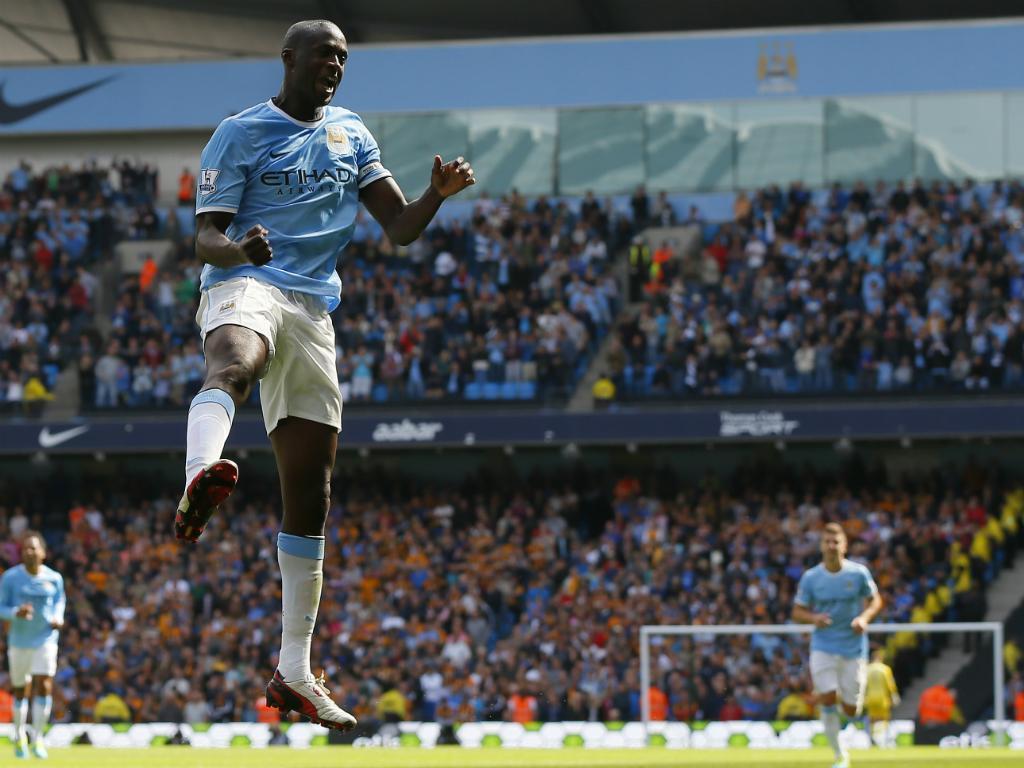 Yaya Touré: «Praticamos o melhor futebol da Europa»