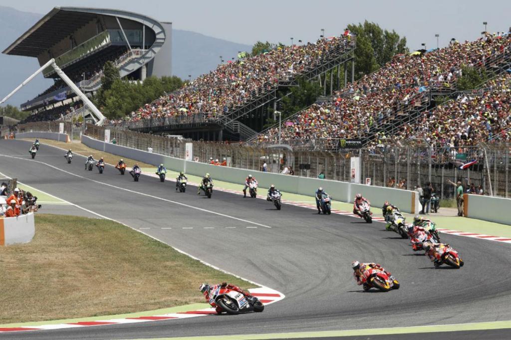 MotoGP confirma sete corridas mais curtas já em 2018
