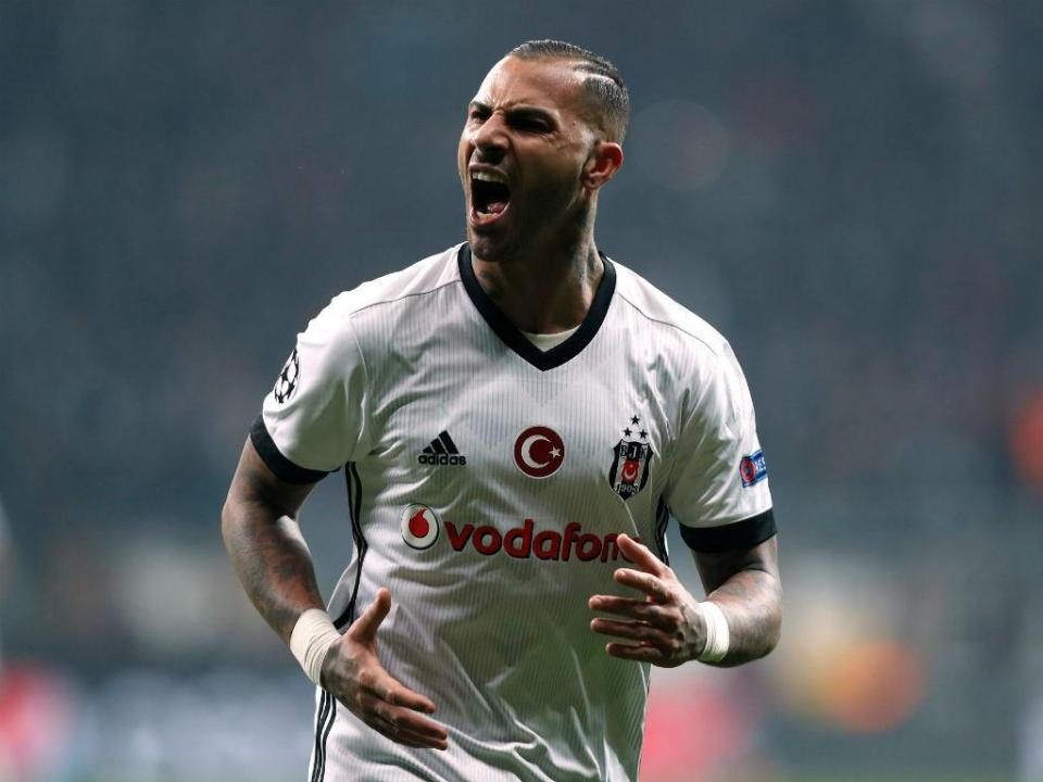 VÍDEO: Quaresma marca de trivela no triunfo do Besiktas