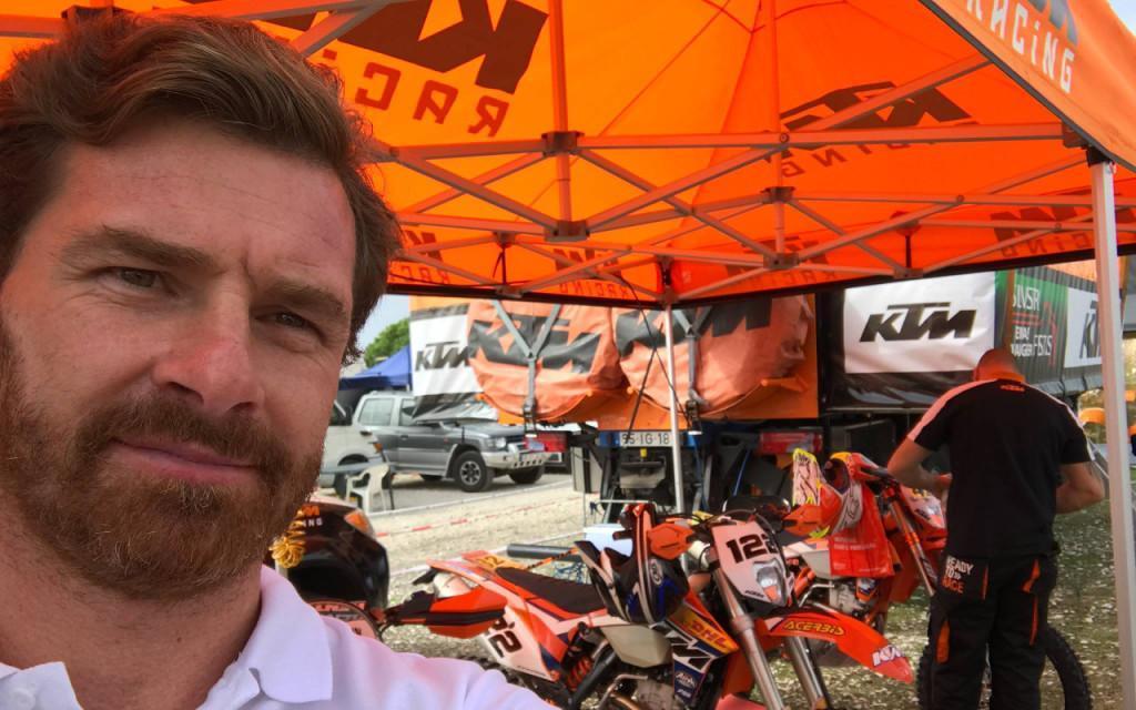 Dakar'2018: André Villas-Boas entre os pilotos inscritos