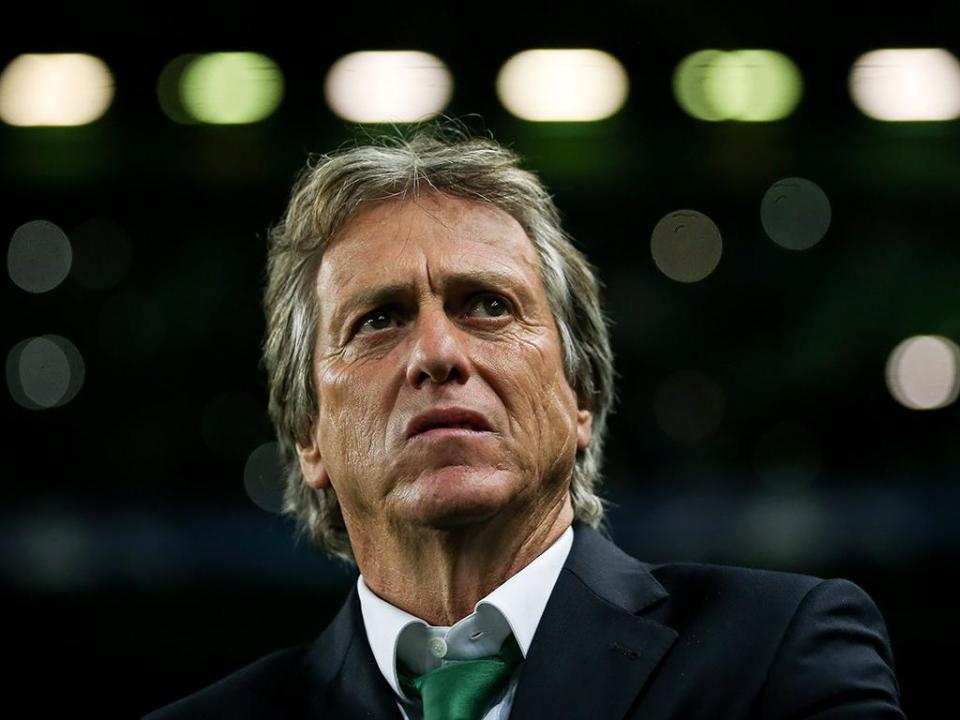 Jesus: «André Pinto claro que vai jogar. Não há outro»