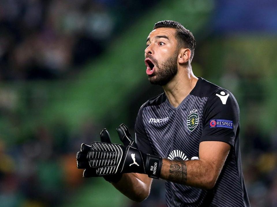 Rui Patrício: «O Sporting tem de lutar por títulos nestes palcos»