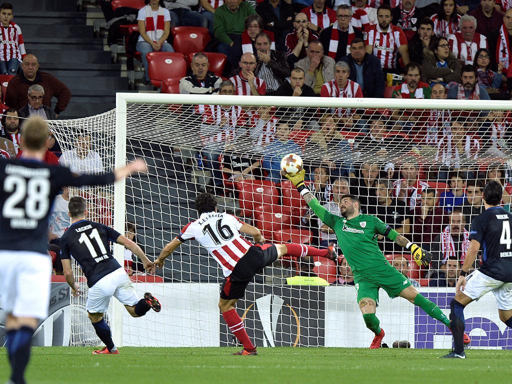 LE: jogaço em Bilbao, Oestersunds qualifica-se