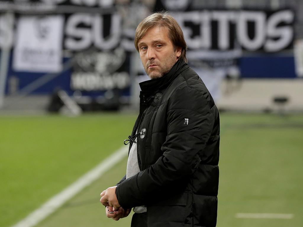 Pedro Martins: «Há duas equipas que não podem fugir nesta fase»