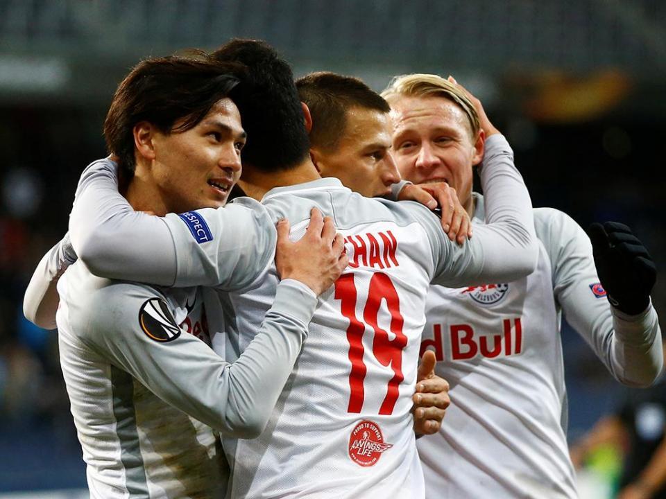 Liga Europa: equipas apuradas para os 16avos de final