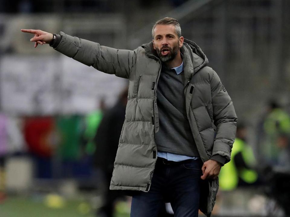 Marco Rose: «Equipa merecia um golo»
