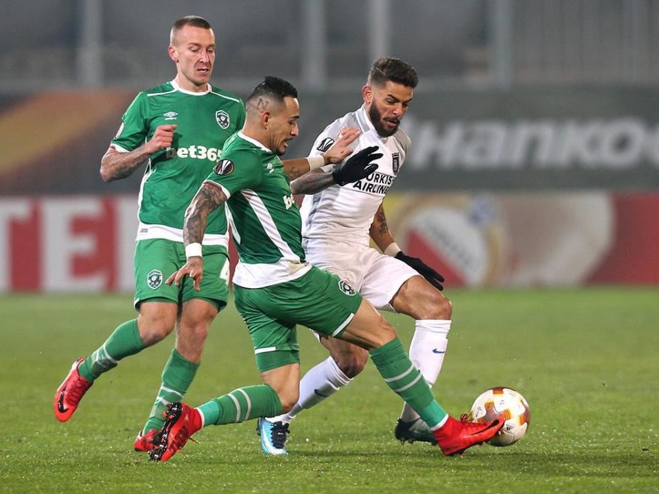 Bulgária: Ludogorets sofre segunda derrota no campeonato