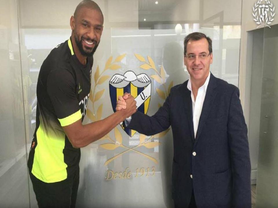 OFICIAL: ex-Cruzeiro reforça União da Madeira