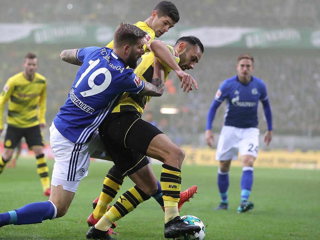 Lesão no tornozelo afasta Götze seis semanas — Borussia Dortmund